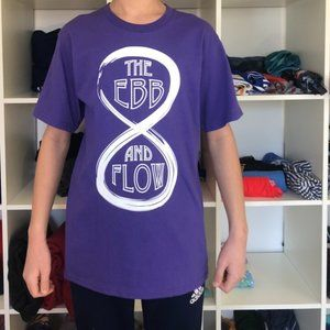 Support local Ottawa bands The Ebb & Flow tshirt